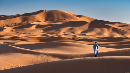 Soak up the serenity of the Sahara Desert amongst many other beautiful offerings in the Kingdom of Morocco