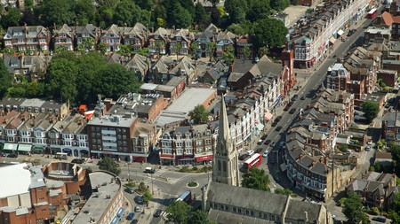 Muswell Hill is full of quiet streets lined with cosy pubs and independent stores