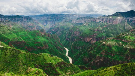 Hike in nature and enjoy the glorious views on offer in beautiful Chihuahua