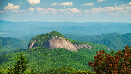 The Smoky Mountains offer some of the most awe-inspiring scenery anywhere in North Carolina