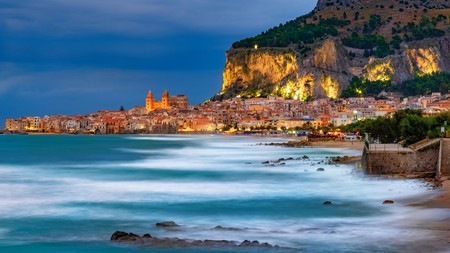 Don't miss a visit to Cefalù when in Sicily