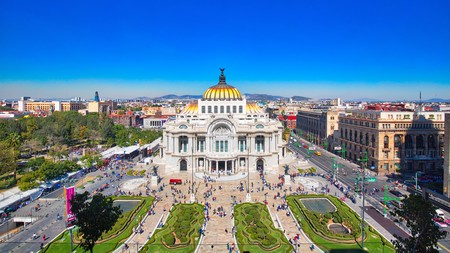 Certainly visit the historic center of Mexico City, but exercise all the normal traveling precautions