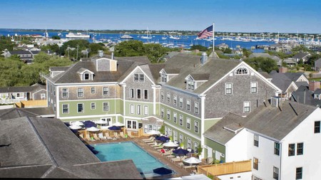 The Nantucket Hotel and Resort is one of the luxury havens that await on this charming New England island