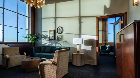 The Darling Hotel offers some of the most stylish accommodation in Visalia