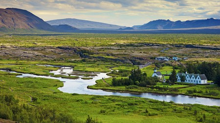 Thingvellir National Park is just one of Iceland's many natural wonders