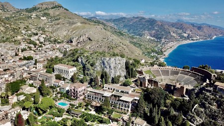 Belmond Grand Hotel Timeo boasts what might just be the best location in Taormina