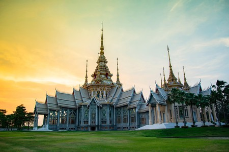 Nakhon Ratchasima is a region full of stunning temples like Wat Non Kum