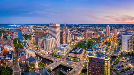 Providence, Rhode Island, is one of the oldest cities in the United States