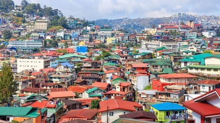 Discover the best of vibrant Baguio City on the island of Luzon
