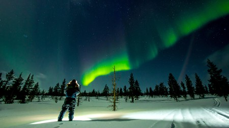 Seeing the Northern Lights for the first time is an unforgettable experience