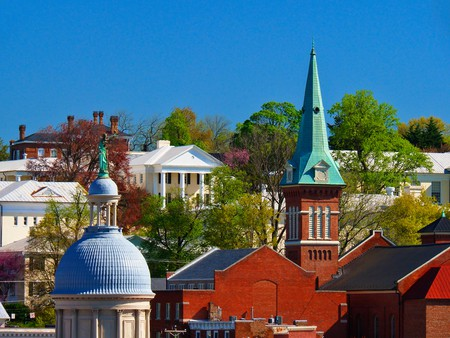 Staunton is a charming small town you can't miss on a trip to Shenandoah Valley