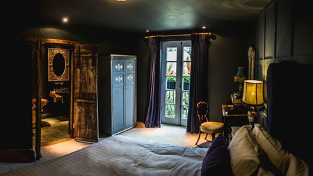 Rooms at the William de Percy are some of the region's most atmospheric