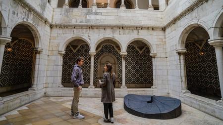 Get a flavour of Lisbon's culture at the Museu Nacional do Azulejo