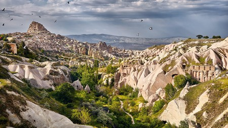 Cappadocia is only growing more popular as a tourist attraction – and the churches, hotels and natural beauty here make it easy to understand why