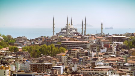 The Turkish capital is home to a plethora of timelessly marvellous architecture