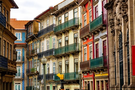 Porto is a hub of unique cuisine and wide oceanside vistas, making it easy to fill 48 hours in the town