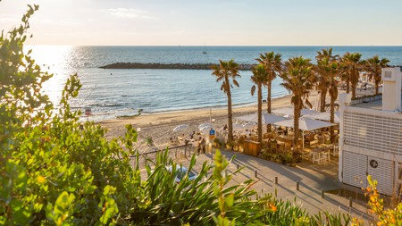 Golden sands and cool beachside cafes are just some of the reasons Tel Aviv is worth visiting