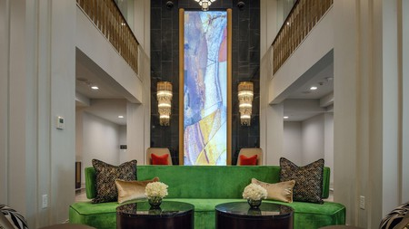 The art deco Tulsa Club Hotel will wow you from the moment you step inside