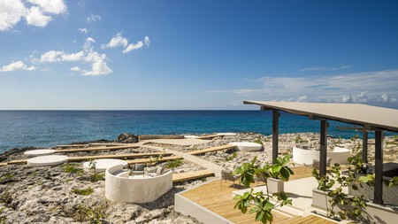 Enjoy views over the waters of Bloody Bay from the Royalton Negril Resort & Spa