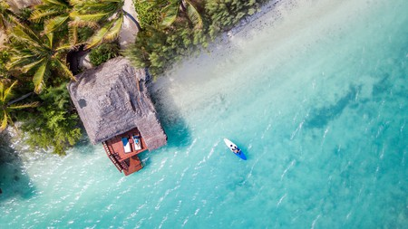 Aitutaki Lagoon Private Island Resort is an adults-only destination with a heavenly spa