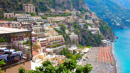 The Amalfi Coast is known for its seafood, but its restaurants offer far more than just fish
