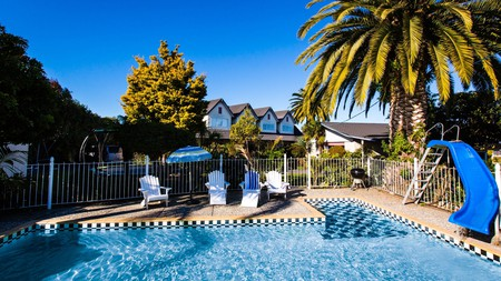 The Asure Colonial Lodge Motel is one of Hastings' affordable accommodation options that is perfect for adults and families alike