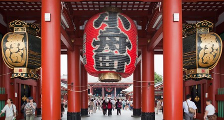 While Senso-Ji Temple is the major draw to Taito, it's worth lingering a little longer to explore its throwback vibe
