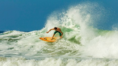 Ride the waves at Playa Guiones in Nosara, Costa Rica