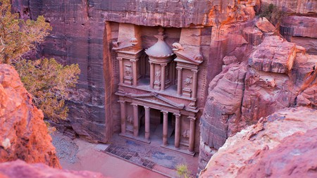 When in Petra, make sure to visit Al-Khazneh – one of Jordan's most stunning sites