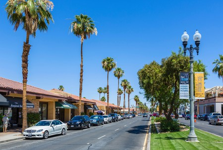 After an afternoon at the Shops on El Paseo, opt for one of Palm Desert's best hotels to relax and recharge