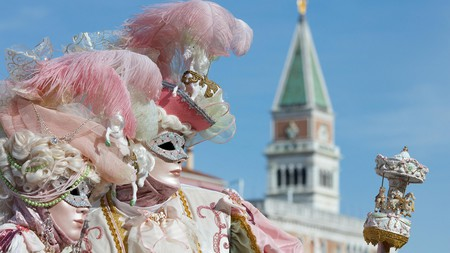 Attending the Venice Carnival is a an extraordinary, once in a lifetime experience