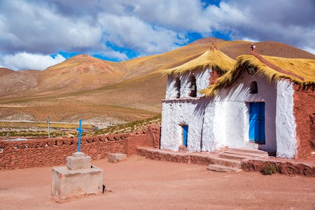 With vibrant scenes like these, the desert town of San Pedro de Atacama is a must-visit