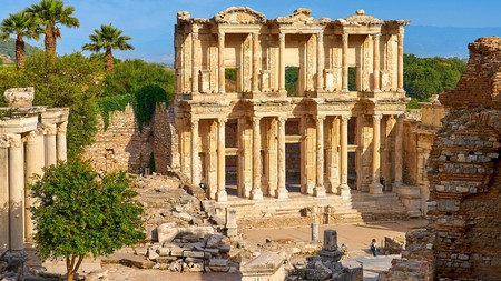 Turkey is home to a huge number of Ancient Greek ruins