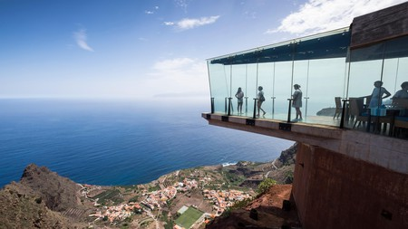 The Mirador de Abrante allows you to take in far-reaching views that are nothing short of spectacular