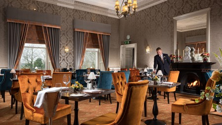 The 18th-century Faithlegg House Hotel Golf Club makes for a grand country getaway