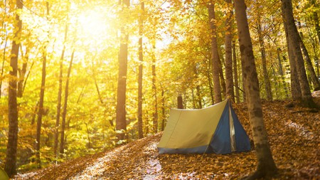 Missouri offers plenty of scope for wild camping in all sorts of landscapes