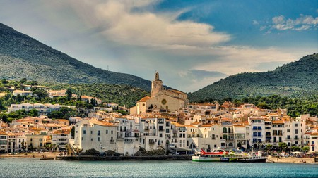 It's easy to see why Cadaqués has attracted artists of all genres over the years