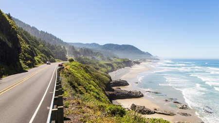 The views along the Pacific Coast Scenic Byway make this an eye-poppingly slow drive