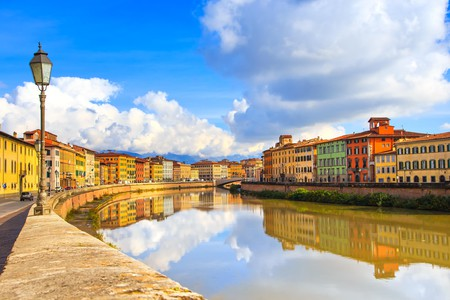 In the heart of Tuscany lies the small but delightful city of Pisa