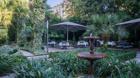 Five-star and sustainability go hand in hand at the Hotel Santo Mauro