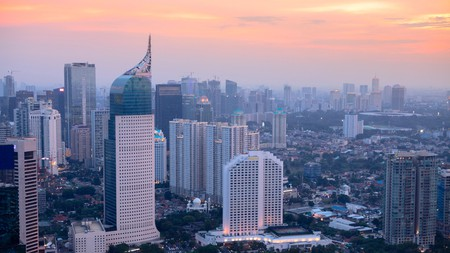 Jakarta's best hotels make it worthwhile to spend a few nights in the capital before heading off to one of Indonesia's many islands
