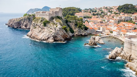 Dubrovnik's impressive fortresses and city walls are not to be missed on a trip to Croatia