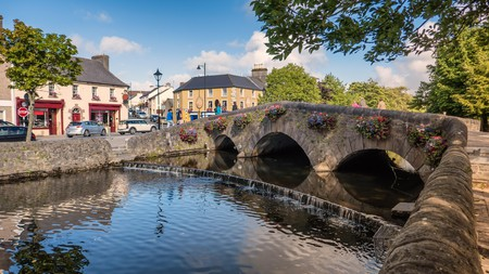 Westport, in Co Mayo, is a pretty town sitting on the Carrowbeg River