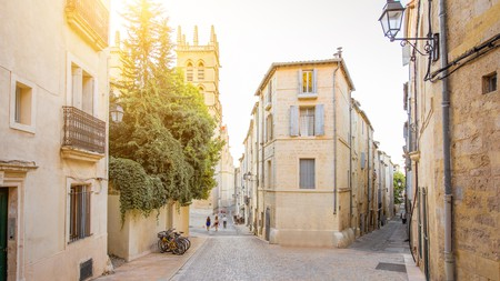 Écusson is the medieval heart of the Montpellier and where you want to stay
