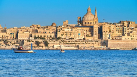 Valletta is Malta's beautiful capital, dating back to the 16th century