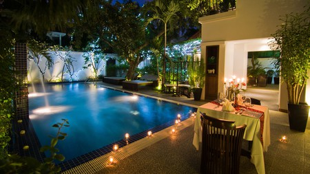 La Rose Suites is among the luxury stays popping up in the Cambodian capital