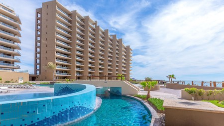 Las Palomas Beach and Golf Resort offers top-notch facilities, including several outdoor pools