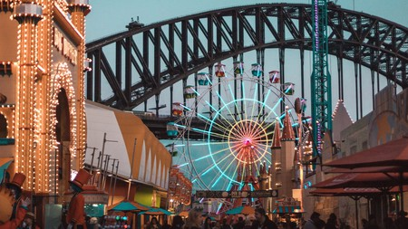 Enjoy a private carriage dinner together, with sunset views of the harbour, as part of the Ferris Wheel Dining Experience