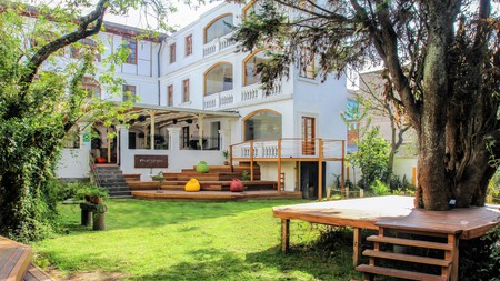Get a flavor of the city with a stay at Masaya Quito hostel