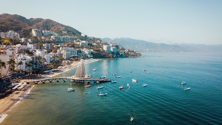 You can't miss Playa Los Muertos on a round-up of Puerto Vallarta's best beaches